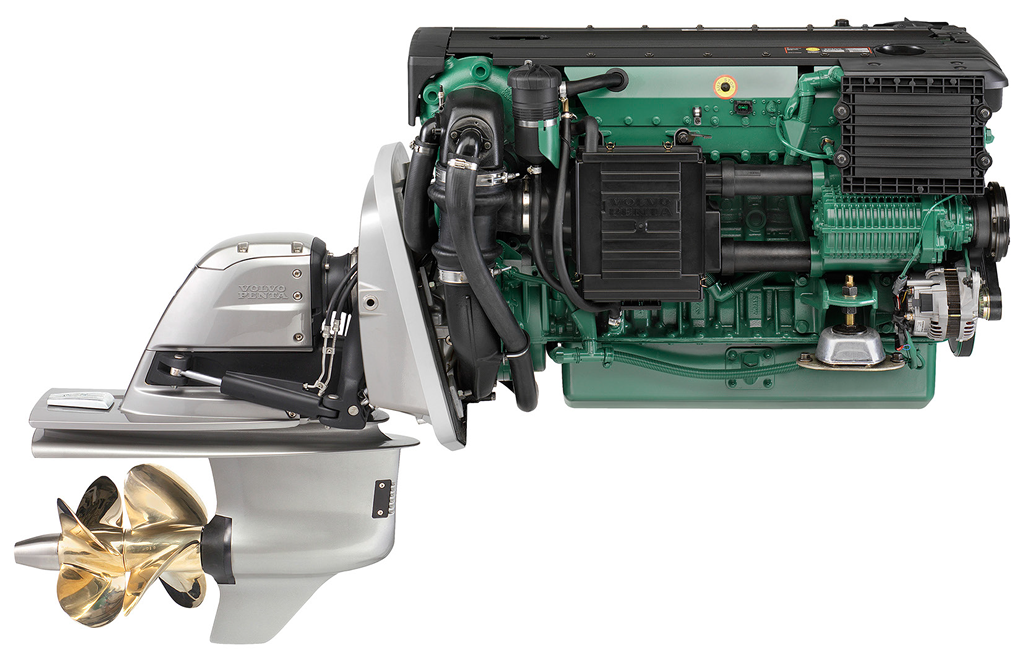 volvo penta | outdrive exchange